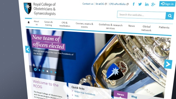 Royal college of obstetricians & gynaecologists teaser image