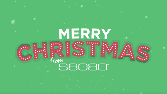 Merry Christmas from S8080